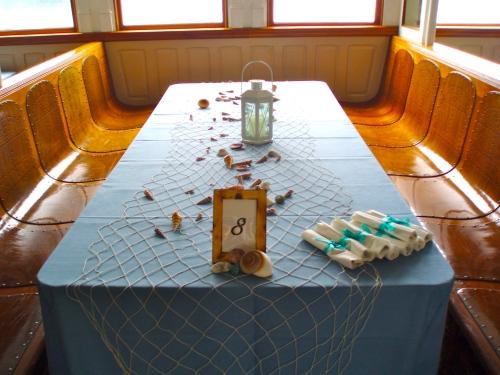 Berkeley Ferryboat Tables