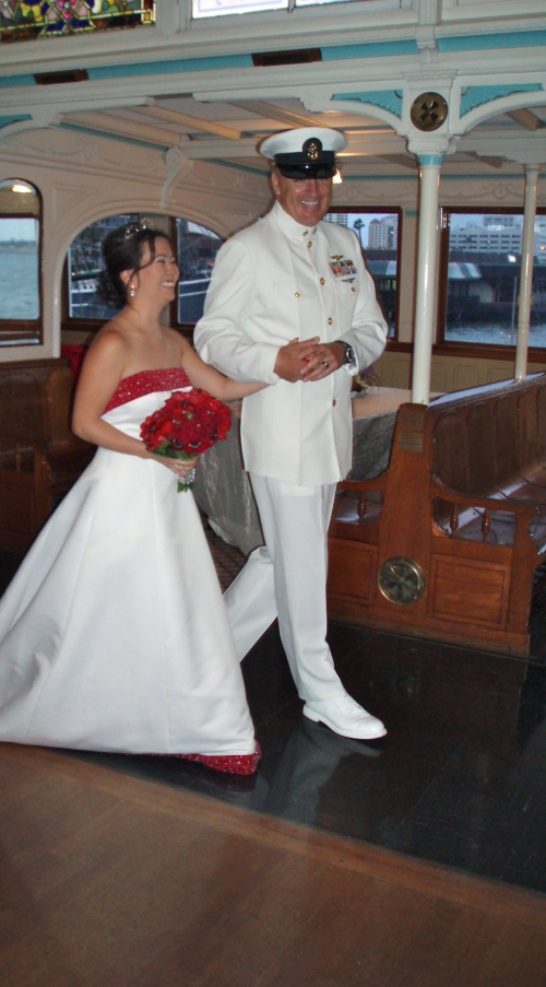 Berkeley Ferryboat Wedding