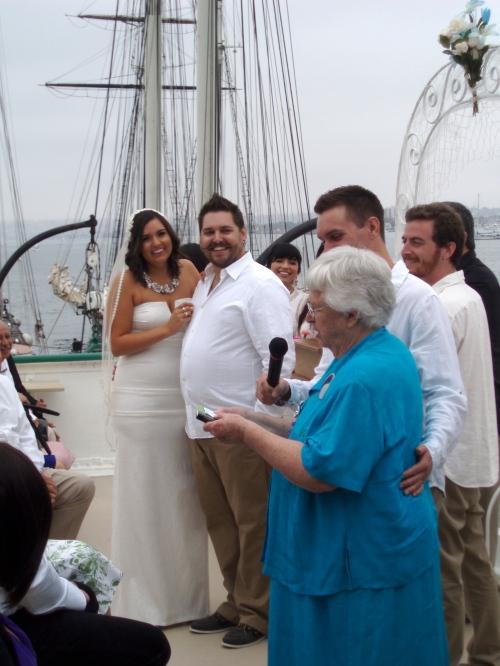 Wedding Speech from Grandma