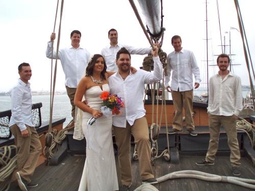Surprise Wedding Party