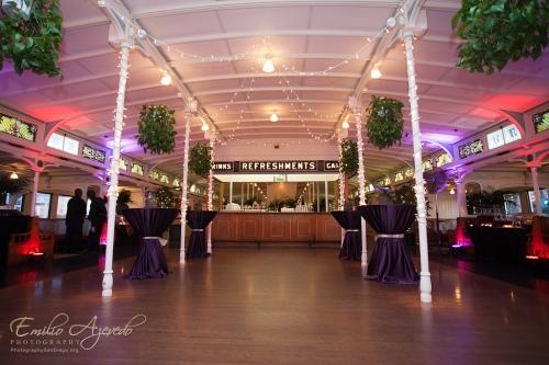 Berkeley Ferryboat Venue with Dance Floor