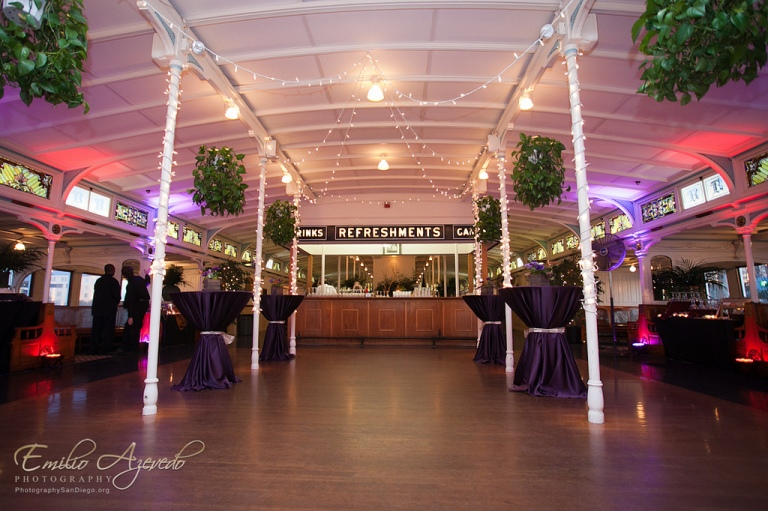 Berkeley Ferryboat Venue with Dance Floor
