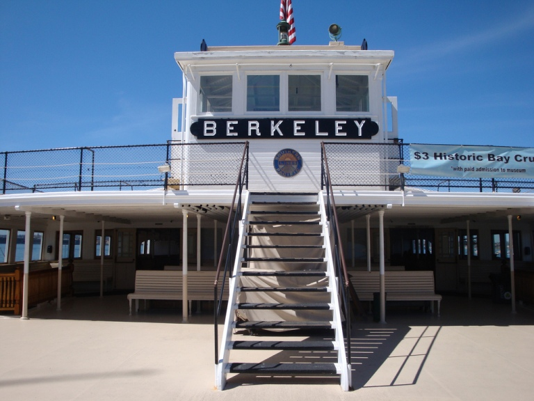 Berkeley Ferryboat Photo Ops