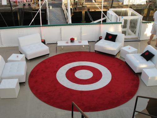 Lounge on the Berkeley Ferryboat