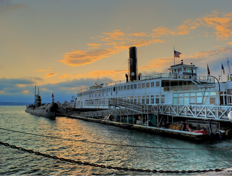 Berkeley Ferryboat Ghost Conference