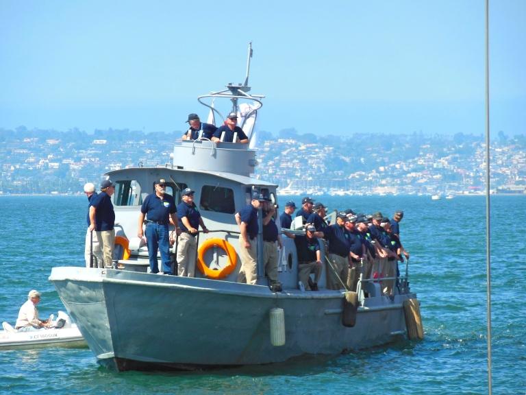 Swift Boat Ceremony
