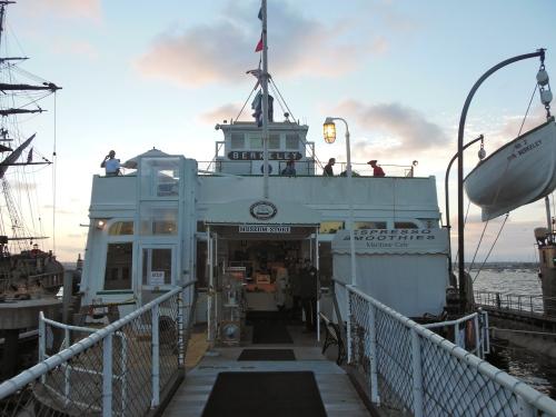 Berkeley Ferryboat PCOM Event