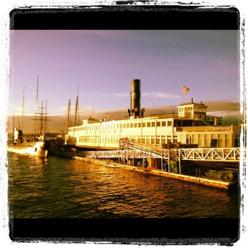 Ferryboat Berkeley